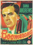 boomerang french movie poster belinsky