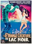 creature from the black lagoon french movie poster belinsky