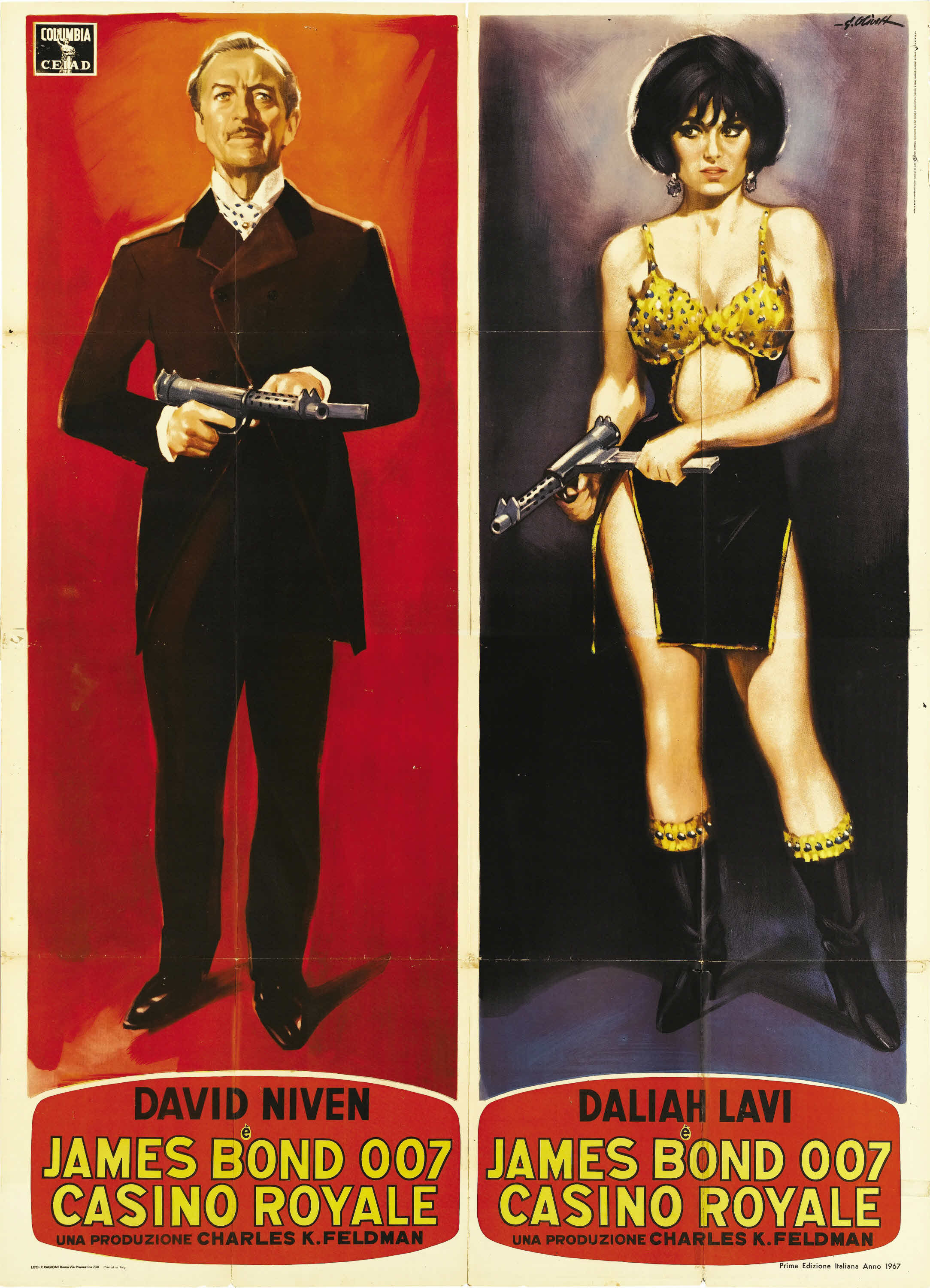 thunderball poster : Movie Poster Museum
