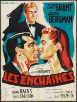 notorious french movie poster belinsky