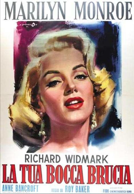 marilyn monroe movie poster museum