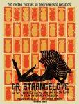 dr strangelove poster castro david o'daniel