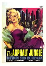 the asphalt jungle italian movie poster cesselon