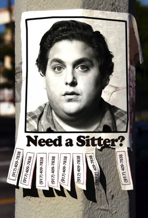 The Sitter Movie Poster Movie Poster Museum