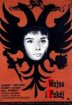 war and peace polish poster wiktor gorka
