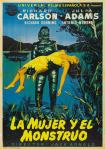 creature from the black lagoon spanish movie poster mcp art