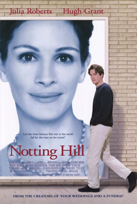 notting hill poster | Movie Poster Museum