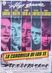 oceans 11 spanish movie poster mcp