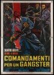 italian_2p_comandamenti_per_un_gangster avelli poster