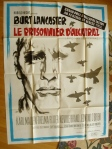 birdman of alcatraz french movie poster affiche