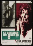 german_a1_i_saw_what_you_did german poster klaus rutters