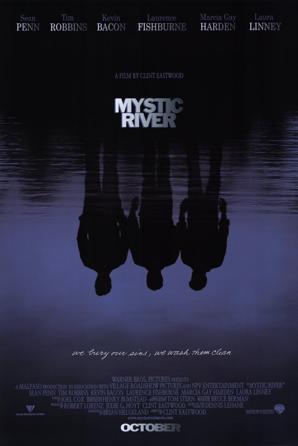 mystic river poster | Movie Poster Museum