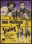 stalag_17 danish poster wenzel