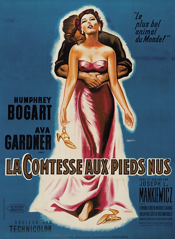 The Barefoot Contessa pleasing the barefoot contessa the barefoot contessa movie posters