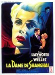 1948 Lady from Shanghai french poster boris grinsson