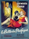 1953 La belle du Pacifique french poster boris grinsson2