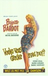 come dance with me belgian poster bardot