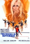 two weeks in sept uk movie poster