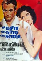 cat on a hot tin roof italian movie poster nano