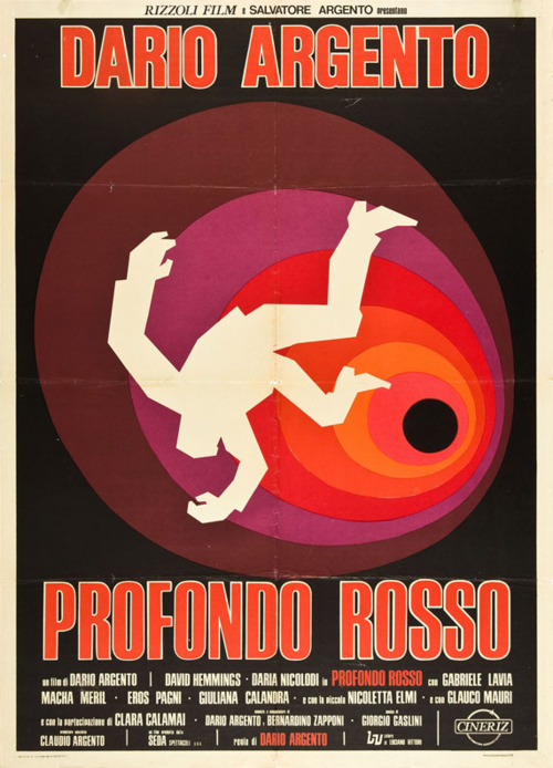 dario argento | Movie Poster Museum
