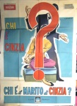 houseboat italian poster symeoni