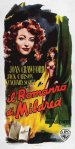 mildred pierce italian poster nano