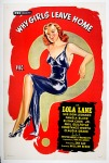 why girls leave home movie poster