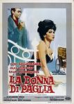 woman of straw italian poster nano