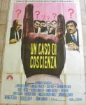 UN CASO DI COSCIENZA 4F italian poster