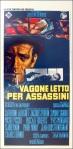 vagone letto per assassini italian manifesto manfredo poster