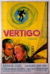 vertigo saul bass movie poster