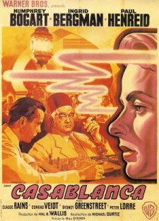 casablanca french poster affiche pierre pigeot