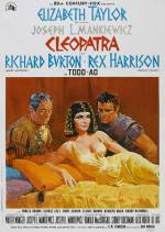cleopatra movie poster terpning