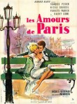 les amours de paris french poster bertrand