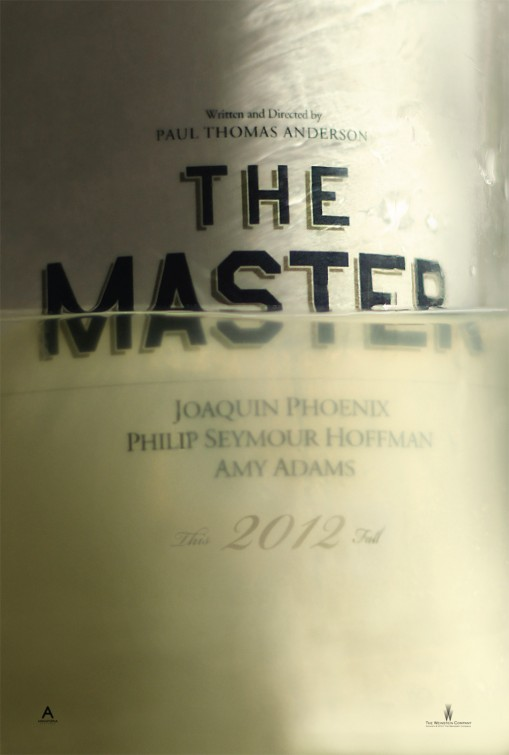 the master movie poster one sheet