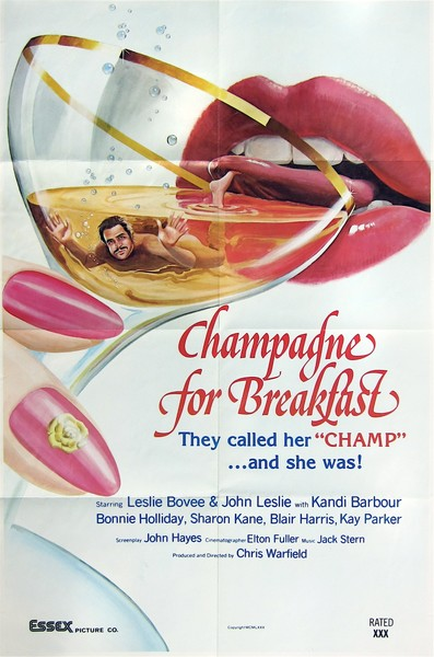 champagne for breakfast movie poster