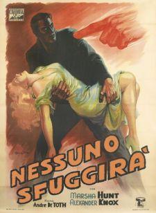 none shall escape italian poster anselmo ballester