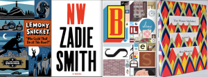 nyt best book covers of 2012 chris ware seth flame alpabet zadie smith lemony snicket
