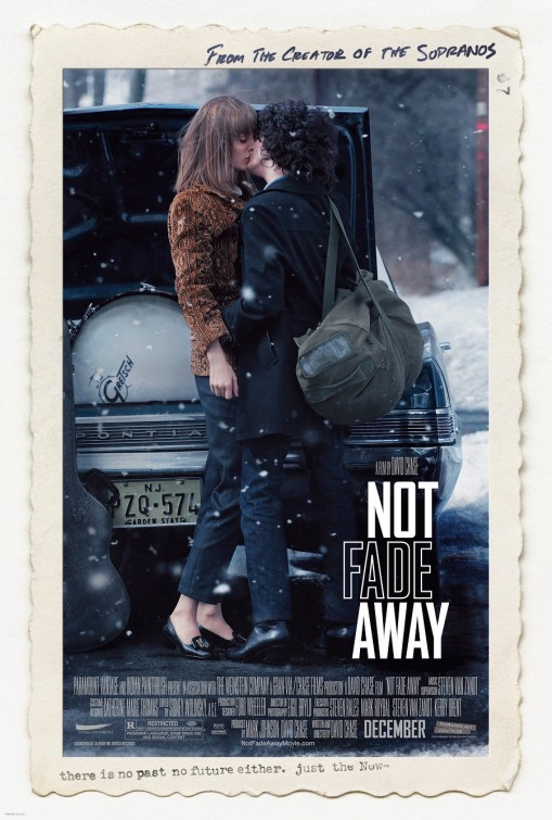 not_fade_away movie poster