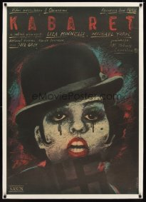 polish_26x38_cabaret_R88 poster pagowski