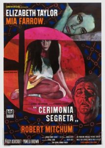 secret ceremony italian movie poster piero ermanno iaia