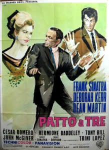 marriage on the rocks sinatra italian poster ercole brini