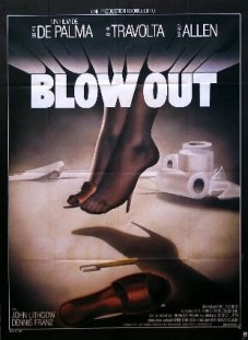blowout french movie poster landi