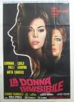 la donna invisible italian poster renato casaro