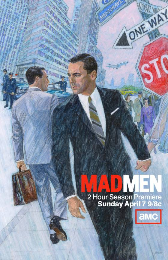 mad men tv show season 6 poster brian sanders