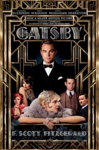 the great gatsby book cover new movie