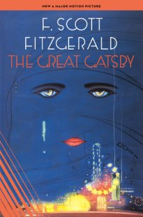 the great gatsby book cover original